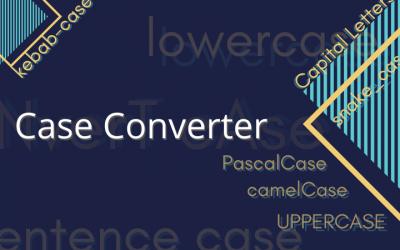 Case Converter